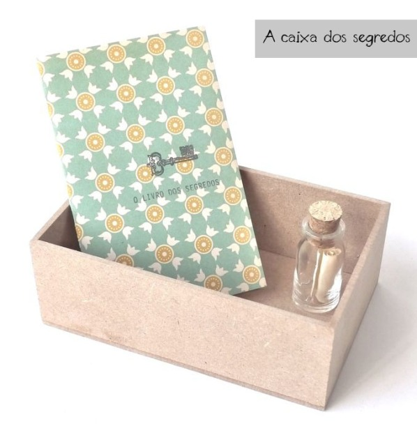 caixa dos segredos