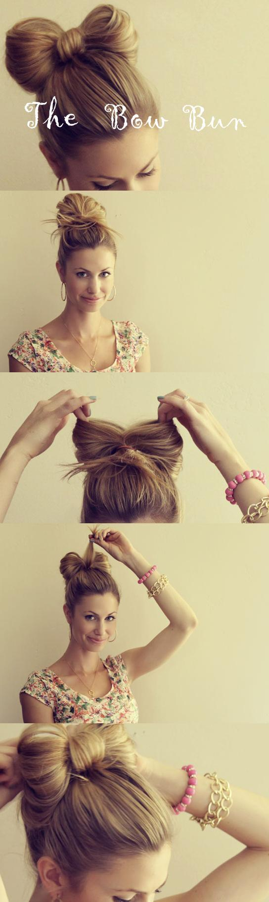 tutorial bun bow