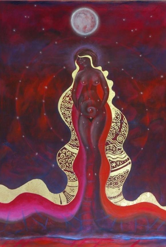 sagrado feminino e ciclos individuais